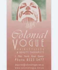 Colonial Vogue Hairstylists & Beauty Therapists