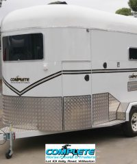 Complete Horse Floats & Trailers