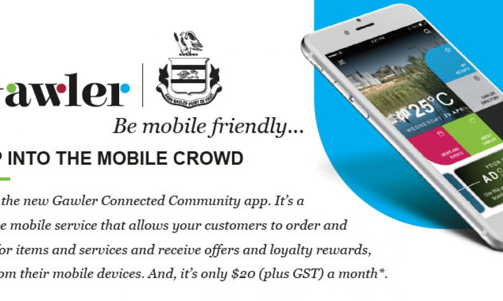 Be Mobile Friendly – Gawler Connected Community