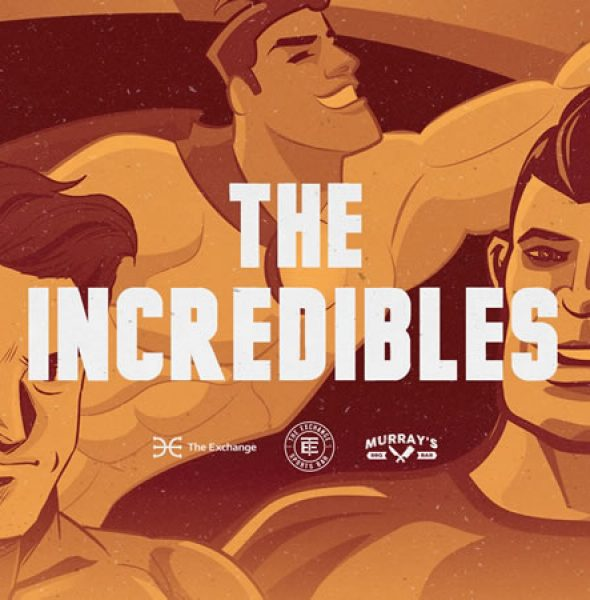 The Incredibles – Live on the Deck