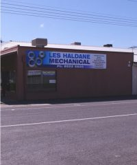 Les Haldane Mechanical – Adelaide Road