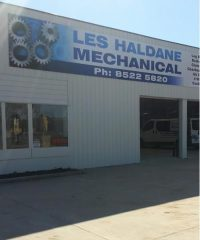 Les Haldane Mechanical – Willlaston