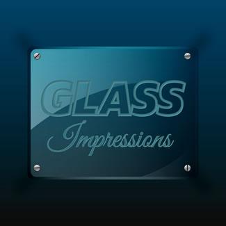 Glass Impressions
